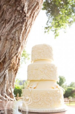 Sedona Wedding Cakes