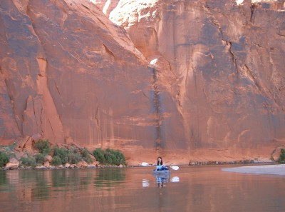 Grand Canyon kayaking