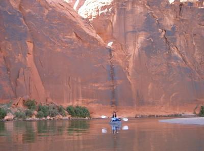 Grand Canyon kayaking